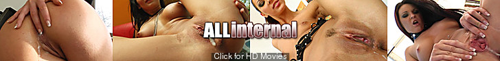 All Internal - sperma w dupeczkach i w cipkach