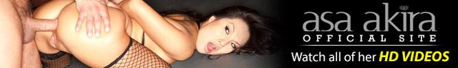 Asa Akira - oficjalna strona gwiazdy porno