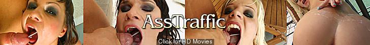 Ass Traffic - laseczki ruchane w dupeczki