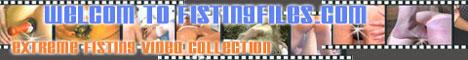 Fisting Files - kolekcja filmów porno z fistingiem