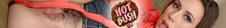 Hot Bush - filmy porno z zarośniętymi cipkami