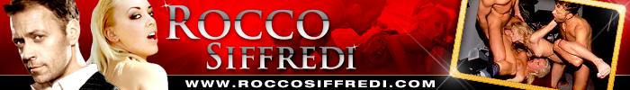Rocco Siffredi - oficjalna strona legendy branży porno