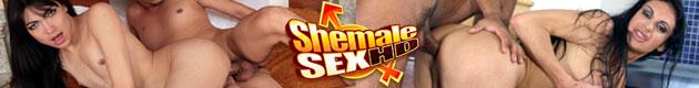 Shemale Sex HD - filmy porno HD z transwestytami