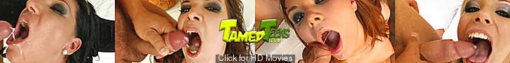 Tamed Teens - młode laski, które zaczynają karierę porno