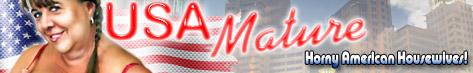 USA Mature - napalone, starsze Amerykanki